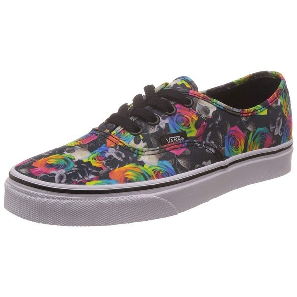 428ff57ddd Shop Kids Vans Girls Classic Canvas Low Top Lace Up Skateboarding ...