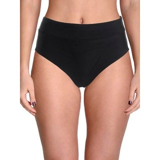 Suit Yourself Womens Shaping High Waist Swim Bottom Separates