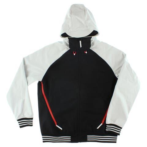 Adidas Womens Access Soft Shell Snowboard Jacket Black - Black/White/Red