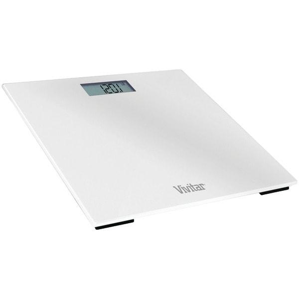 Vivitar Ps-V132-W Bodypro Digital Scale (White)