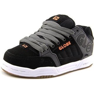 Globe Tilt-Kids Round Toe Leather Skate Shoe
