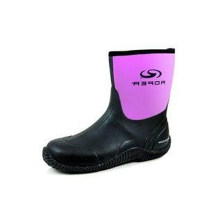 "Roper Outdoor Boots Womens 9"" Barn Muck Pink"