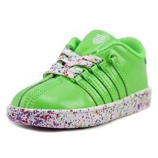 K-Swiss Classic VN Round Toe Synthetic Sneakers