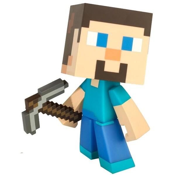 """Minecraft Steve Vinyl 6"""" Figure - multi"""