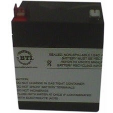 BTI RBC46-SLA46-BTI BTI Replacement Battery Cartridge - Sealed Lead Acid