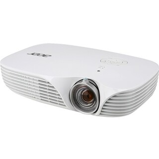 Acer MR.JLH11.00A Acer K138ST 3D Ready DLP Projector - 720p - HDTV - 16:10 - Front, Rear, Ceiling1.9 - LED - 20000 Hour - 30000