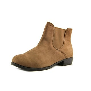 Propet Scout Round Toe Canvas Ankle Boot