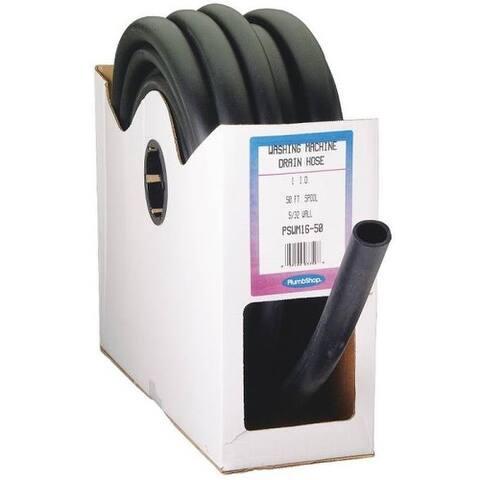 Abbott Rubber T45004005 Washing Machine Hose, 50', Black