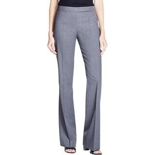 Hugo Hugo Boss Womens Trouser Pants Satin Plaid - 10