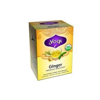 Yogi - Organic Ginger Tea ( 3 - 16 BAG)