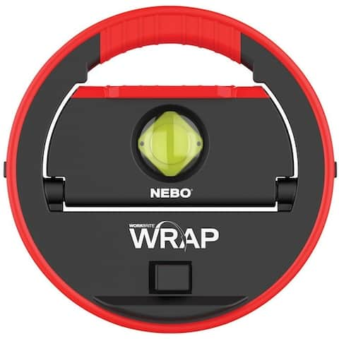 Nebo 6684 Work Brite Wrap LED Work Light With Wrap Around Cord