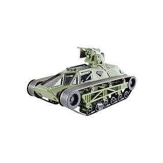 Fast & Furious 1:24 Diecast Vehicle: Tej's Ripsaw - Multi