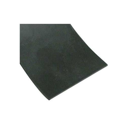 "Watts R80005001/RR-NA Neoprene Rubber Gasket, Black, 33"" L x 12"" W x 1/16"" T"