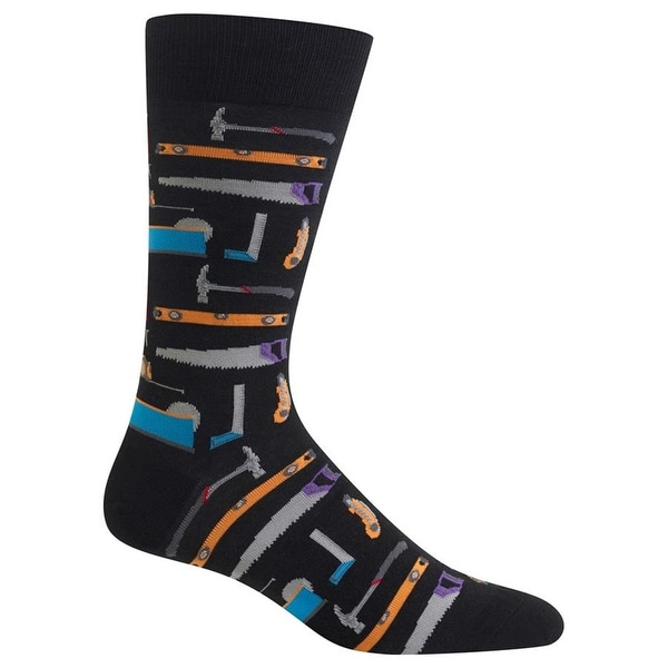 Hot Sox Men's Tools Socks