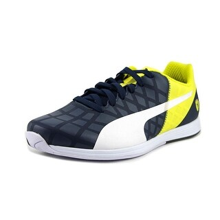 Puma EvoSpeed 1.4 SL SF Men Dress Blue-White-Yellow Sneakers Shoes