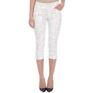 Lola Jeans Michelle-MT, Mid-rise Pull On capris