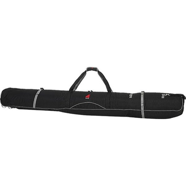 Shop Athalon Wheeling Double Ski Bag Padded - 190cm Black - US One Size  (Size None) - Free Shipping Today - Overstock.com - 8062463 15c500ff76260