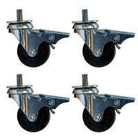 EdgeStar CWD1510WCASTERSET Set of 4 Casters For Combo Washer Dryer