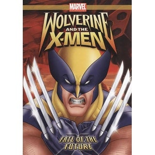 Wolverine and the X-Men: Fate of the Future - DVD