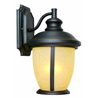 Design House 517599 Trevie Outdoor Downlight, Oil Rubbed Bronze