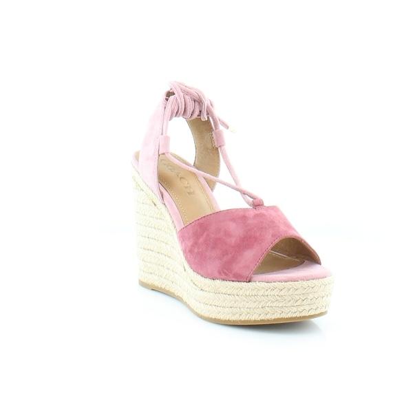 Coach Dana Women's Heels Rogue/Pink - 5.5