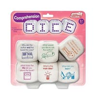 Junior Learning JRL531 Comprehension Soft Dice