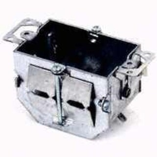 Raco 487 Old Work Switch Box, 2-1/4""