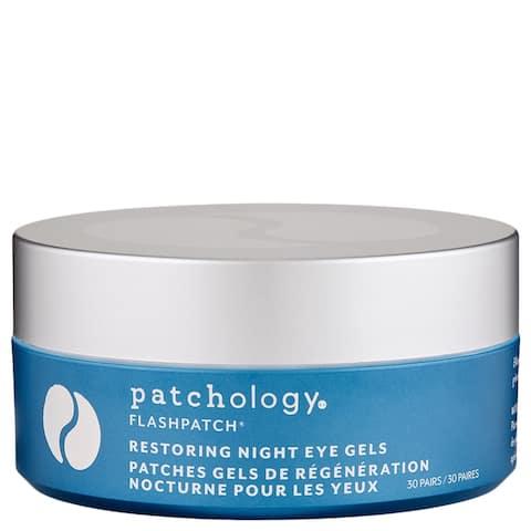 Patchology FlashPatch Restoring Night Eye Gels 30 Pairs - 30 pairs