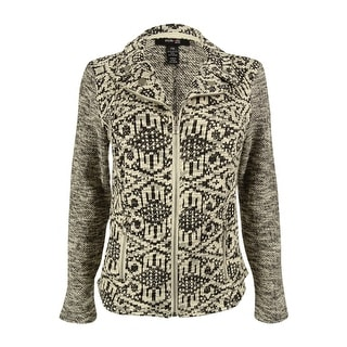 Style & Co. Women's Zip Front Jacket - pm
