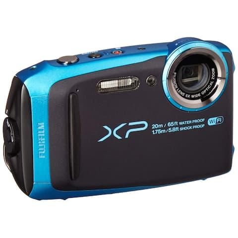 Fujifilm FinePix XP120 Waterproof Digital Underwater Camera USA Model