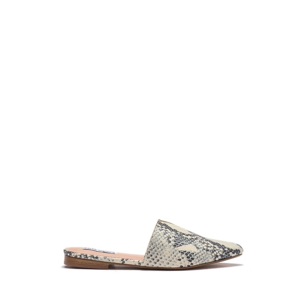 a7af831b897 Shop Steve Madden Womens Laaura Almond Toe Mules - Ships To Canada ...