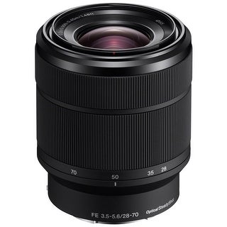 Sony FE 28-70mm f/3.5-5.6 OSS Lens - Black