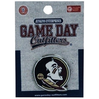 Florida State Seminoles Logo Lapel Hat Pin