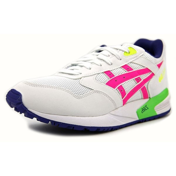 Asics Gelsaga Women Round Toe Synthetic White Walking Shoe