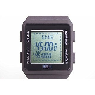 Sandusky ACT Pacing DIGITAL TIMER and WATCH, Noise & Vibration Free TIMER WATCH