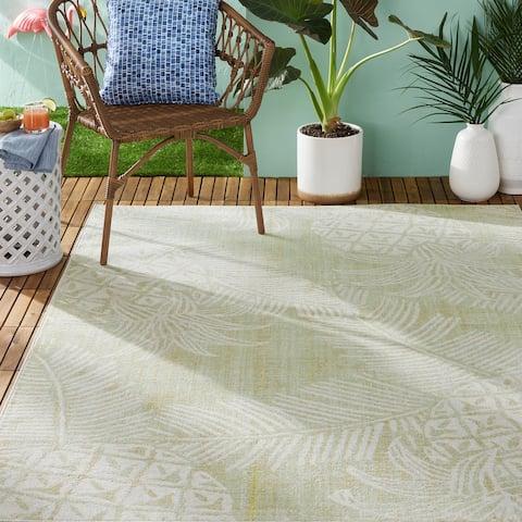 Tommy Bahama Malibu Pineapple Indoor/Outdoor Area Rug