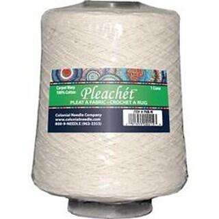 1lb Cone - Pleachet Carpet Warp