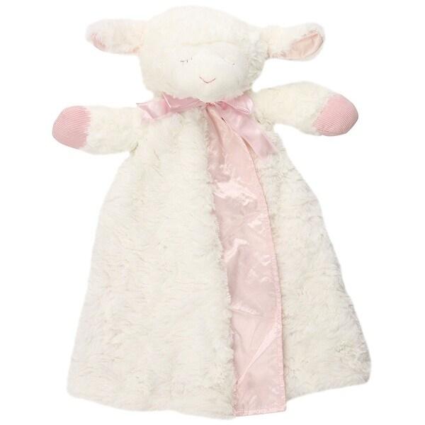 Gund Winky Lamb Huggybuddy - Pink