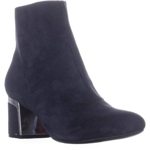 DKNY Corrie Ankle Boots, Blue