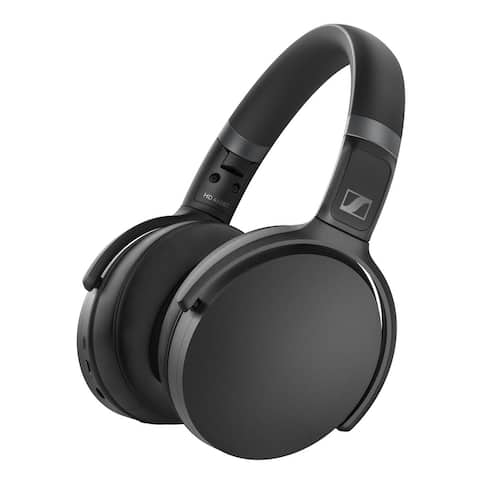 Sennheiser HD 450BT Wireless Over-Ear Headphones with Noise Cancelling