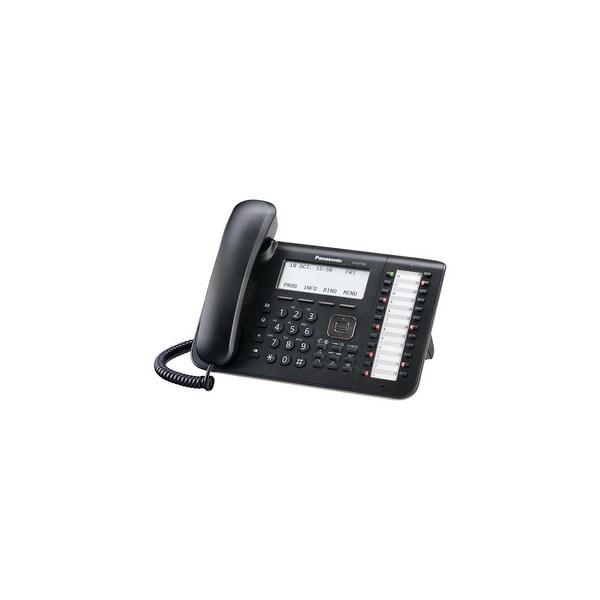 Panasonic KX-DT546 Black 24 Button 6-line Digital Telephone