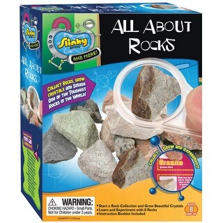 All About Rocks Kit-