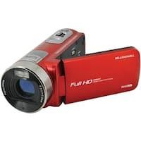Bell & Howell  20.0 Megapixel 1080p DV50HD Fun-Flix Camcorder - Red