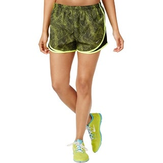 Nike Womens Shorts Printed Dri-Fit