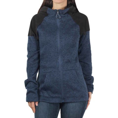 Gear For Sports Ladies Cross-Campus Full-Zip Hooded Sweater