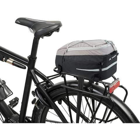 Vaude Silkroad Bike Rack Bag - Pebbles