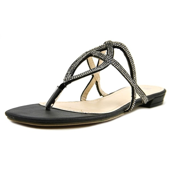 G.C. Shoes Love Bug Women  Open Toe Synthetic  Thong Sandal