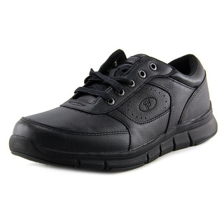 Propet Clint Round Toe Leather Sneakers