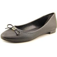 Tommy Hilfiger Womens Mirella Closed Toe Slide Flats