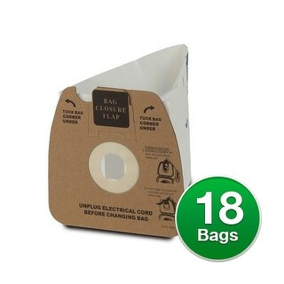 EnviroCare Replacement For Eureka 67703A-6 / MM Vacuum Bags - 6 Pack
